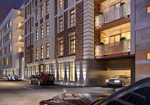 Квадратные метры в комплексах элит-класса сжимаются: дешевые квартиры в дорогих домах