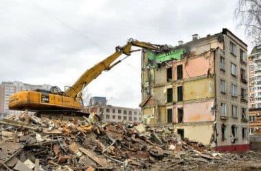 Реновация: обратный эффект