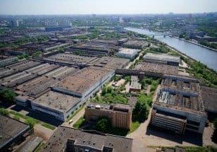 Жилые комплексы в промзонах Москвы: жилье вместо заводов