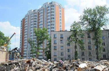Программа реновации: амбициозные планы правительства