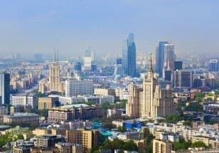 Самые популярные районы Москвы